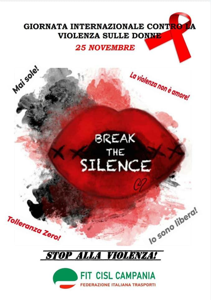 """25 NOVEMBRE """" Giornata Internazionale contro la violenza sulle donne"""""""